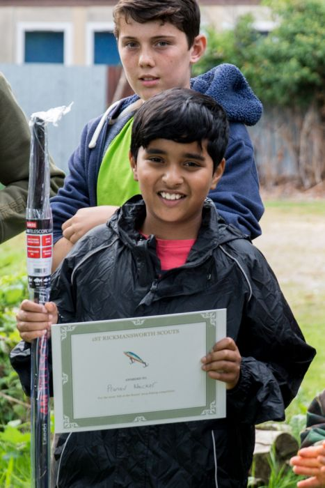 September 2014 - 1st Rickmansworth Scouts Match